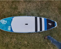 "Fanatic All Wave Pure Light 33 inches 9' 4"" stand up paddle wave & cruising board"