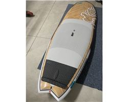 "Starboard Hypernut 31 inches 8' 0"" stand up paddle wave & cruising board"