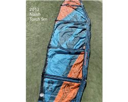 Naish Torch 9 metre kitesurfing kite