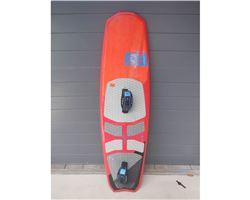 "North Whip 5' 4"" kiteboarding surfboard"