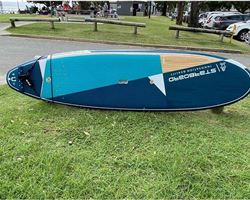 "Starboard Longboard 31 inches 10' 0"" stand up paddle wave & cruising board"