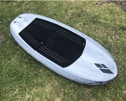 "Amos Shapes Wind Wing 85 Liter 85 Litres 5' 5"" foiling wind wing foilboard"