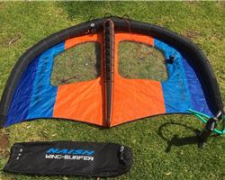Naish Wing Surfer 6.0M 6 metre foiling wind wing