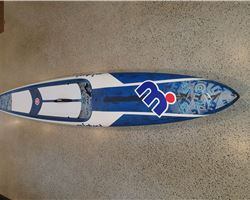 "Mistral Equinox 24.6 inches 14' 0"" stand up paddle racing & downwind board"