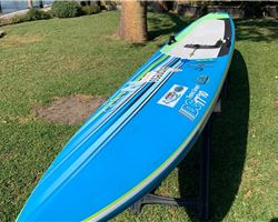 "NSP Travis Grant Molokai 26 inches 17' 10"" stand up paddle racing & downwind board"