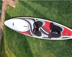 Naish Vector 87 litre 250 cm windsurfing board