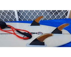 "Hog Custom Performance Thruster 6' 4"" surfing shortboards (under 7')"