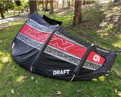 Naish Draft 9 metre kitesurfing kite