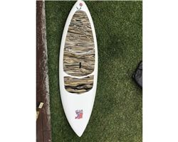 Custom  stand up paddle wave & cruising board