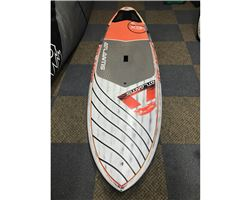 "Atlantis Vex- Carbon 8' 0"" stand up paddle wave & cruising board"