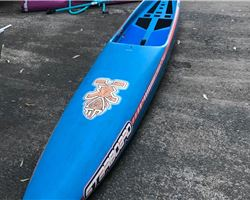 "Starboard Ace 25 inches 14' 0"" stand up paddle racing & downwind board"