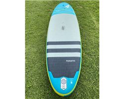 "Fanatic Fly Air Premium 10' 8"" stand up paddle wave & cruising board"