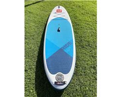 "RedPaddleCo Ride 10' 8"" stand up paddle wave & cruising board"