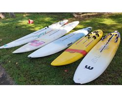 Mistral Classic Race Board Collection windsurfing board