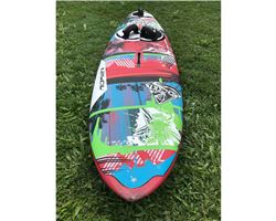 Tabou Pocket Wave 102 litre windsurfing board