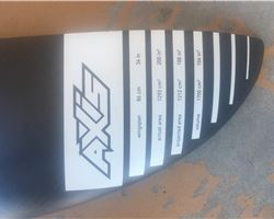Axis Sp Carbon 760 And 860 Front Wings foiling components (wings,masts,etc)