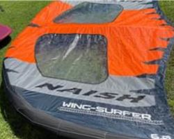 Naish S26 6 metre foiling wind wing