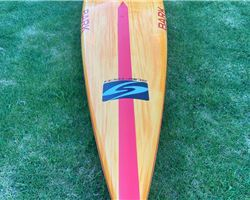 "Surftech Dominator 28 inches 14' 0"" stand up paddle racing & downwind board"