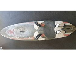 Starboard Isonic 87 Carbon 87 litre 243 cm windsurfing board