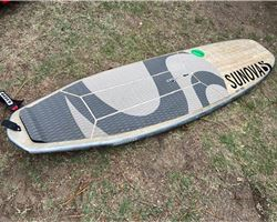 "Sunova Speed 9' 2"" stand up paddle wave & cruising board"