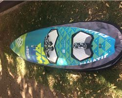 Fanatic Freewave Te 86 litre 233 cm windsurfing board