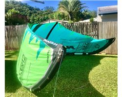 Naish Boxer 12 metre kiteboarding kite