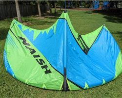 Naish Dash 8 metre kiteboarding kite