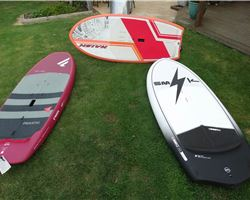 Naish & Fanatic & Smick Sup/ Wing Boards foiling sup foilboard