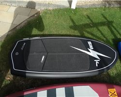 SMIK Wing Ding Board 100 Litres foiling wind wing foilboard