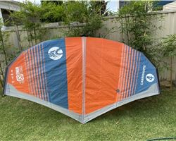 Cabrinha Cross Wing X2 4 metre foiling wind wing