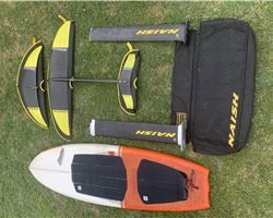Naish Jet H.A And Hover Board 1400 cm foiling foils complete