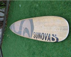 "Sunova Style 29 inches 10' 0"" stand up paddle wave & cruising board"