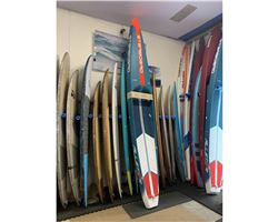 "Starboard Allstar 24.5 inches 14' 0"" stand up paddle racing & downwind board"