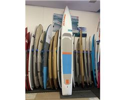 "Naish Javelin 22 inches 14' 0"" stand up paddle racing & downwind board"