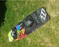North Team Series (Young Blood Model) 125 cm kitesurfing twintip