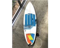 "Chilli Mini Bird 4' 10"" surfing shortboards (under 7')"