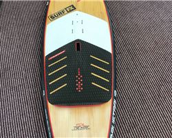 "JP Australia Foil Wood Edition 28 inches 7' 0"" stand up paddle wave & cruising board"