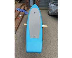 "Jimmy Lewis Sidewinder 25 inches 14' 0"" stand up paddle racing & downwind board"