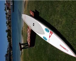 "SIC X14.0 Pro Lite 15 inches 14' 0"" stand up paddle racing & downwind board"