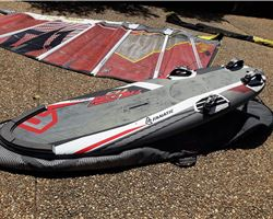 Fanatic Falcon 113 litre 235 cm windsurfing board