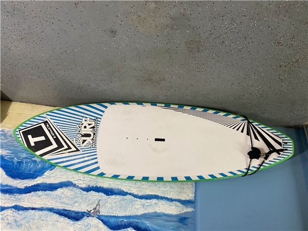 "Tabou Surf - 9' 0"", 31.5 inches"