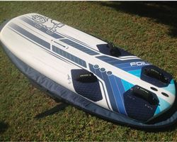 Starboard Foil X 125 And Supercruiser 209 cm foiling windsurfing foilboard