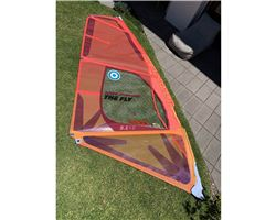 Neil Pryde The Fly 5.1 metre windsurfing sail
