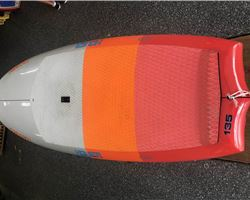 "Naish Hover 135 7' 6"" stand up paddle foils & foil board"