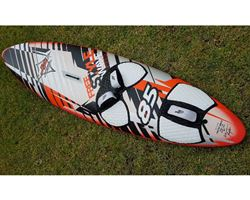 JP Australia Freestyle Wave 85 litre windsurfing board
