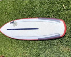 "Channel Islands Surfboard Mini 6' 1"" surfing shortboards (under 7')"