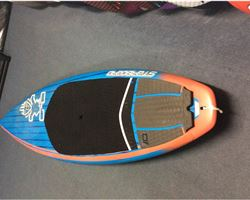 "Starboard Pro 25.5 inches 7' 4"" stand up paddle wave & cruising board"