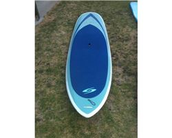 "Laird  10' 6"" stand up paddle wave & cruising board"