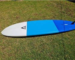 "Adventure Sixty Forty Sup 33 inches 10' 0"" stand up paddle wave & cruising board"