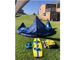 Duotone Mono Package Deal 9 metre kitesurfing kite